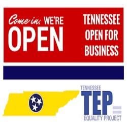 TEP Open For Business